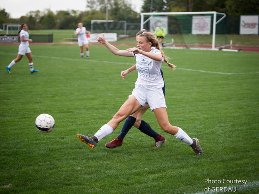Forester Women Soccer downed by #16 Marian
