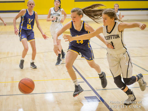 Riverview Girls win against determined Tigers