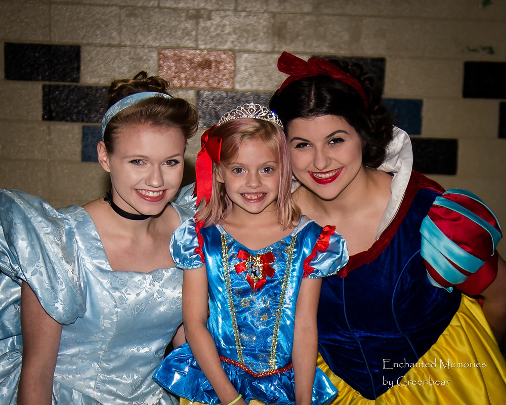 Enchanted Memories by Greenbear Royalty celebrated Aria's 7th Birthday at West Park Skate Center in Huntington
