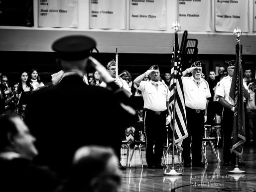 Norwell MS/HS Honors our Veterans