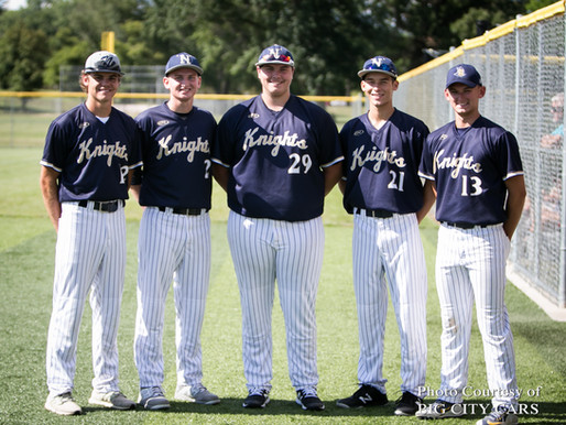 World Baseball Academy honors area 2020 Seniors with one more game