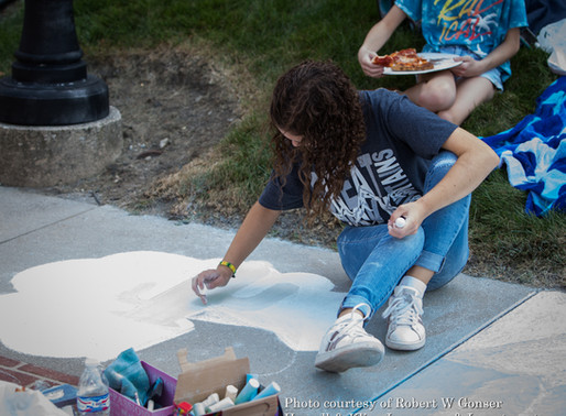 2019 Chalk Walk