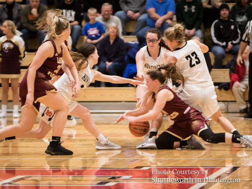 Trust-Togetherness Push Huntington North Towards Sectional Play