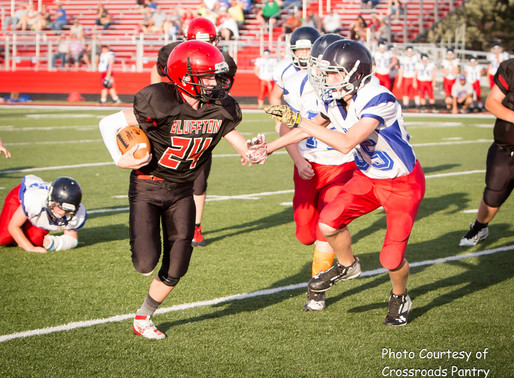 Bluffton vs Southern Wells Middle School Football Videos