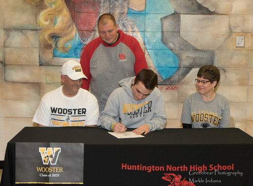 Eltzroth to play football at College of Wooster
