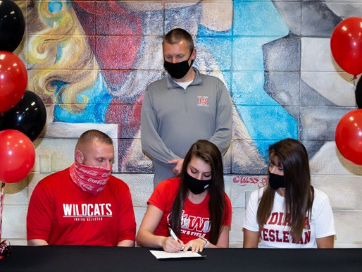 Clanin signs with Indiana Wesleyan University