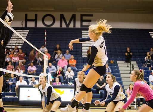 Norwell vs Bluffton JV/Varsity Volleyball Videos