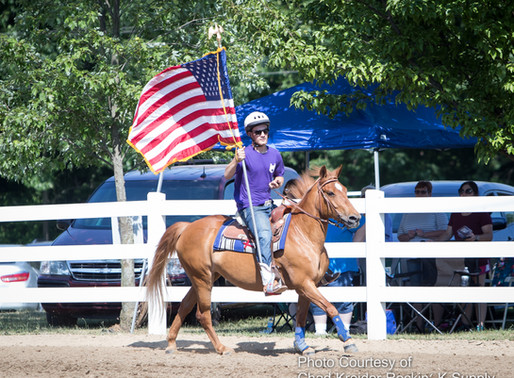 2019 Huntington Co 4-H Fair Horse and Pony Show (Saturday)