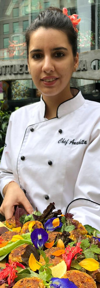 Chef Anahita Dhondi of Soda Bottle Opener Wala