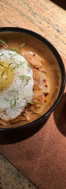 Kimchi Fried Rice by Pranoy Thipaiah from @kerehaklu