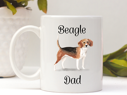 Beagle Relative Mug