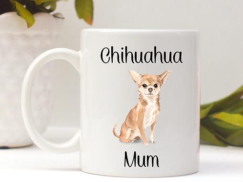 Chihuahua Relative Mug