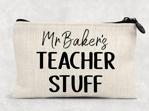 Teacher Stuff Pencil Case