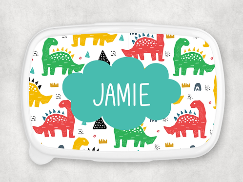 Child's Dinosaur Lunch Box