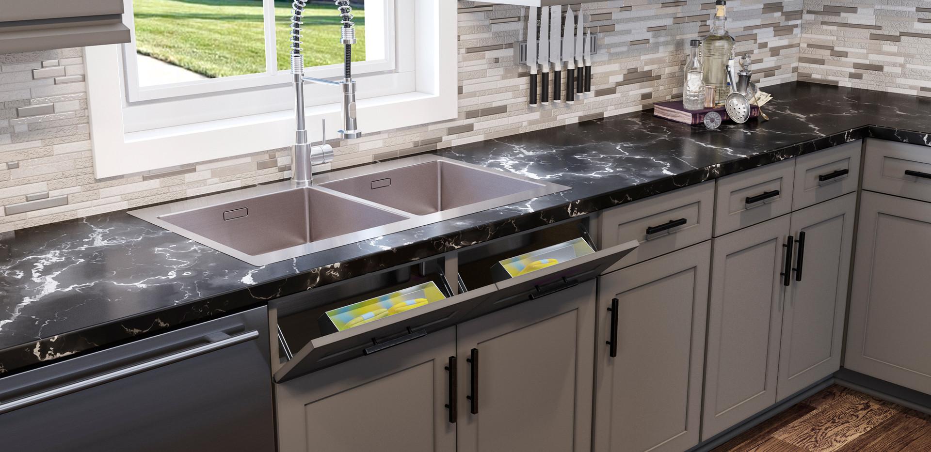 SG Kitchen Close-Up (Sink Base Tip Out T