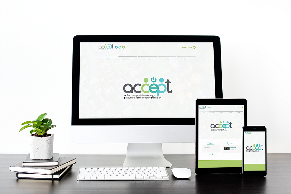 Accept Project Website Launch