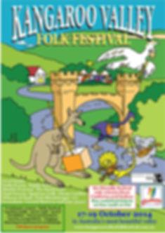 8Foot Felix play Kangaroo Valley Folk Festival