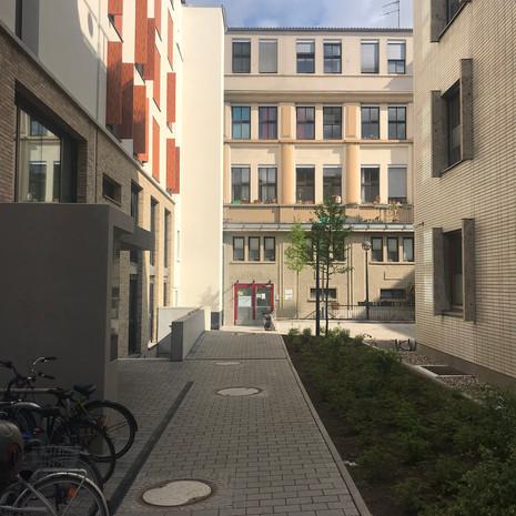 Uw10 - Gebäude für soziale Zwecke, Frankfurt am Main