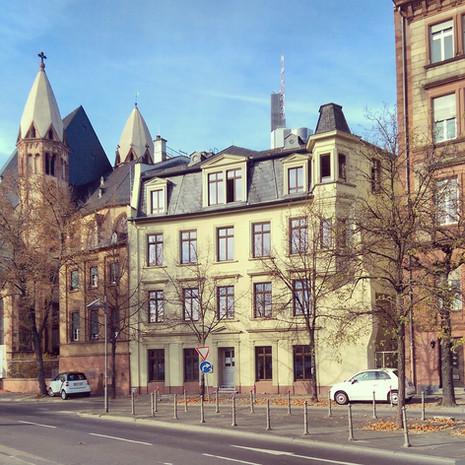 Ma40 - Verwaltungsgebäude, Frankfurt am Main