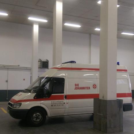 Be103 - Rettungswache, Frankfurt am Main