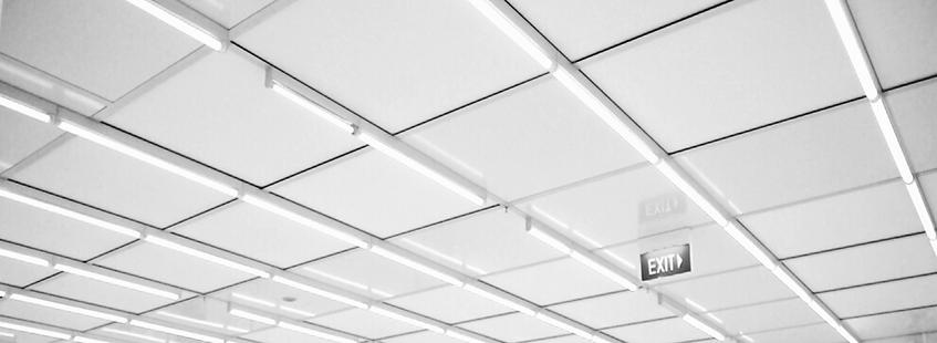 чистые помещения, освещение для чистых помещений