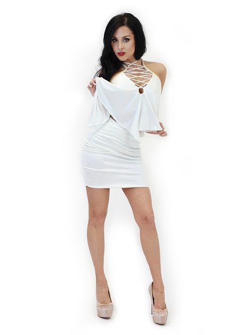 Cara croptop and skirt