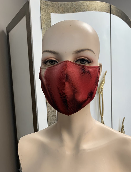 Red Spo Fashion Mask with changeable filter