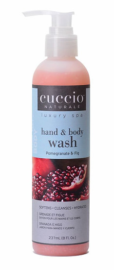 Pomegranate & FigHand & Body Wash