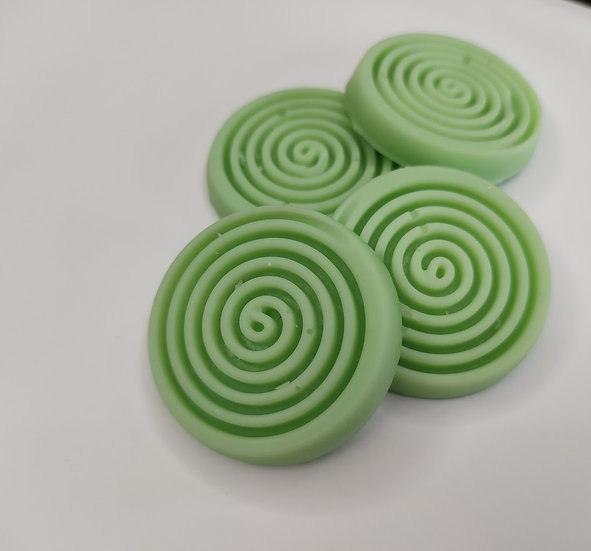 Aloe Vera & Cucumber Wax Melt disks