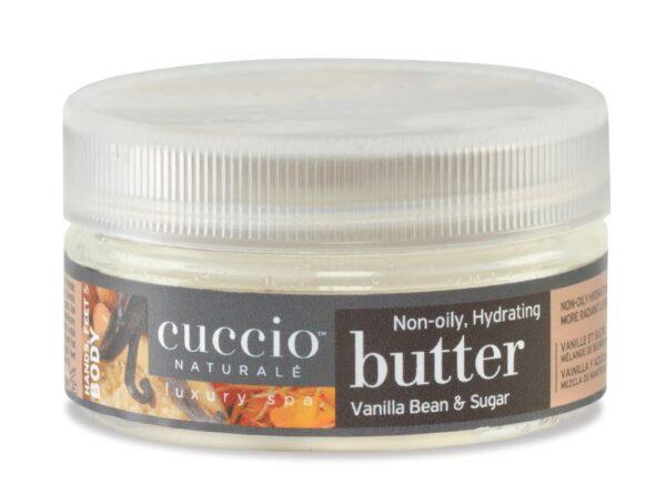 Vanilla Bean & Sugar Butter 226g