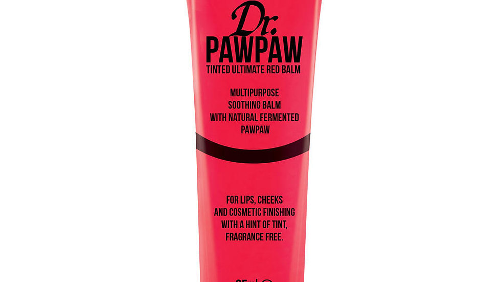 Dr.PAWPAW Tinted Ultimate Red Balm 25ml