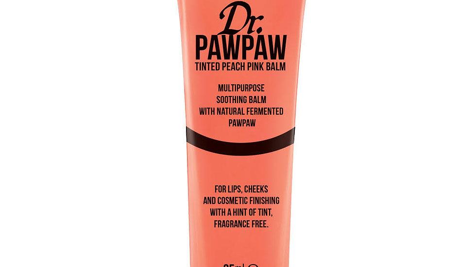 Dr.PAWPAW Tinted Peach Pink Balm 25ml