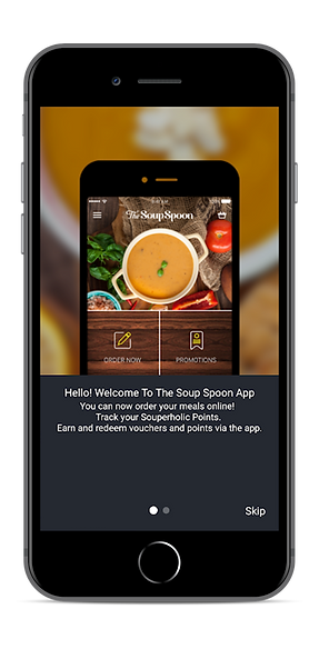 The Soup Spoon App