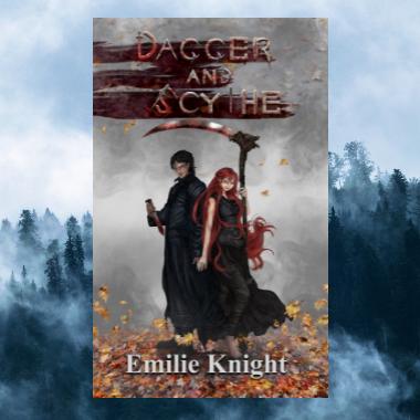 Dagger and Scythe Signed Copy