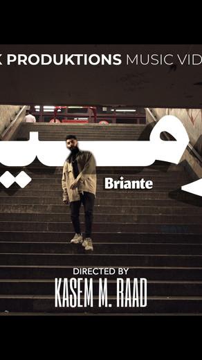 """Briante veröffentlicht """"غرميني"""" Musikvideo"""