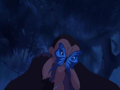 Tarzan Master Copy