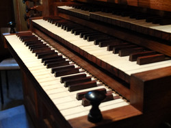 Claviers orgue st-martial
