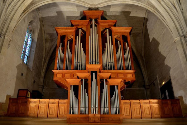 Orgue dans son ensemble
