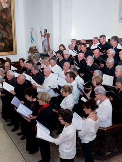 Concert Choeur Harmonie Avignon