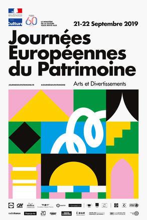 Journées Européennées du Patrimoine 2019