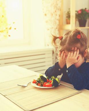 difficultés repas enfant bébé nutritionn