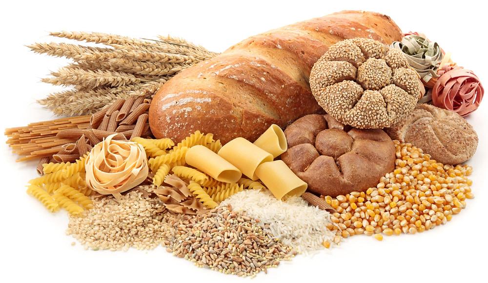 Féculents diététicienne nantes