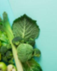 légumes verts nutritionniste nantes