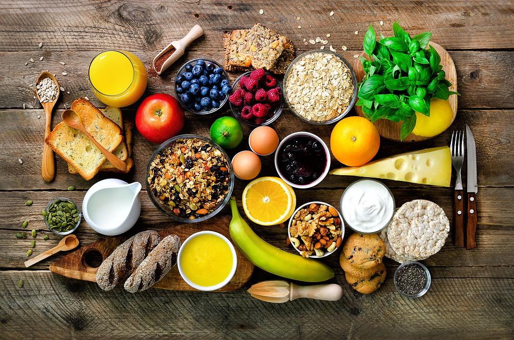 Petit-déjeuner idéal ?