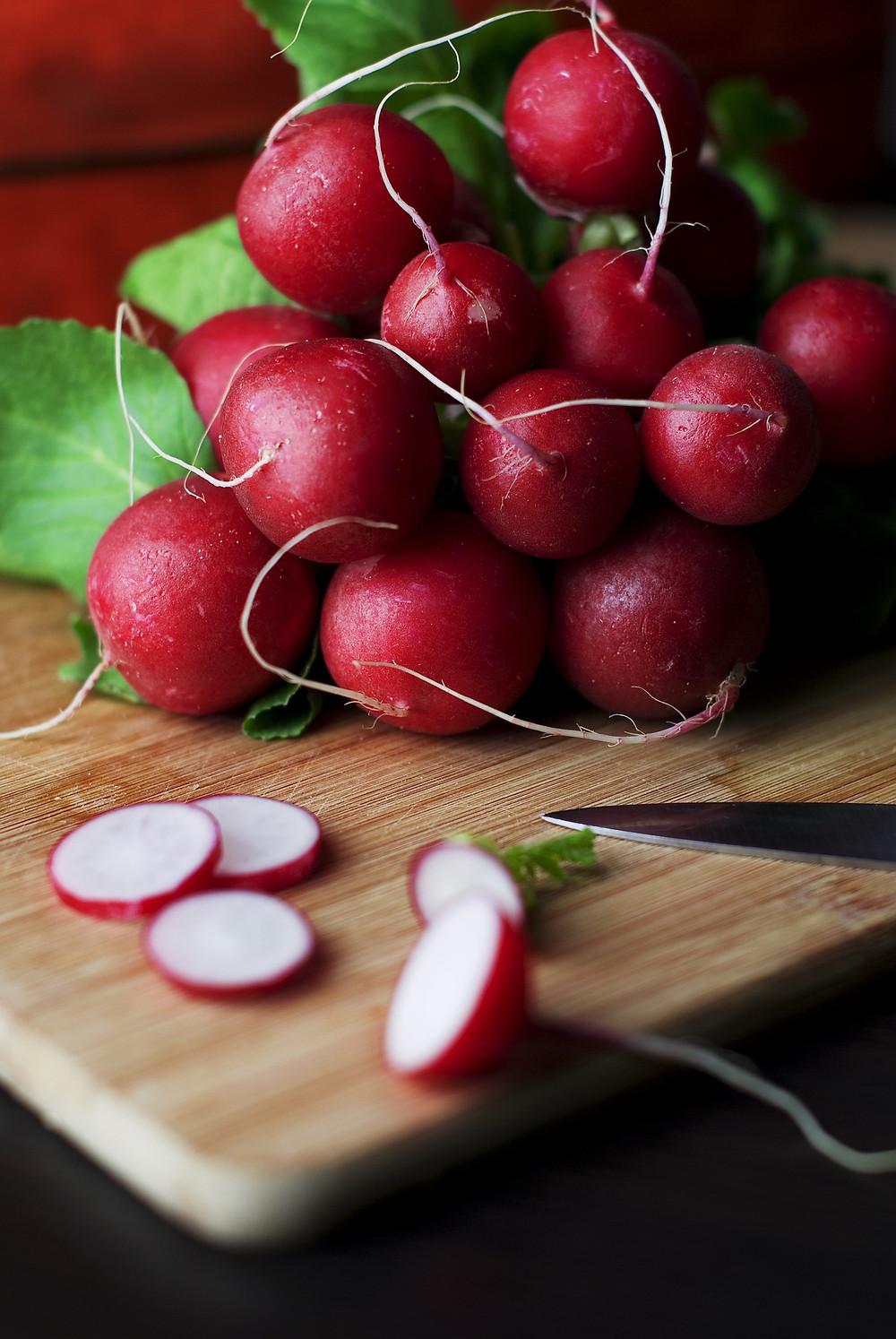 radis recette diététicienne le mans