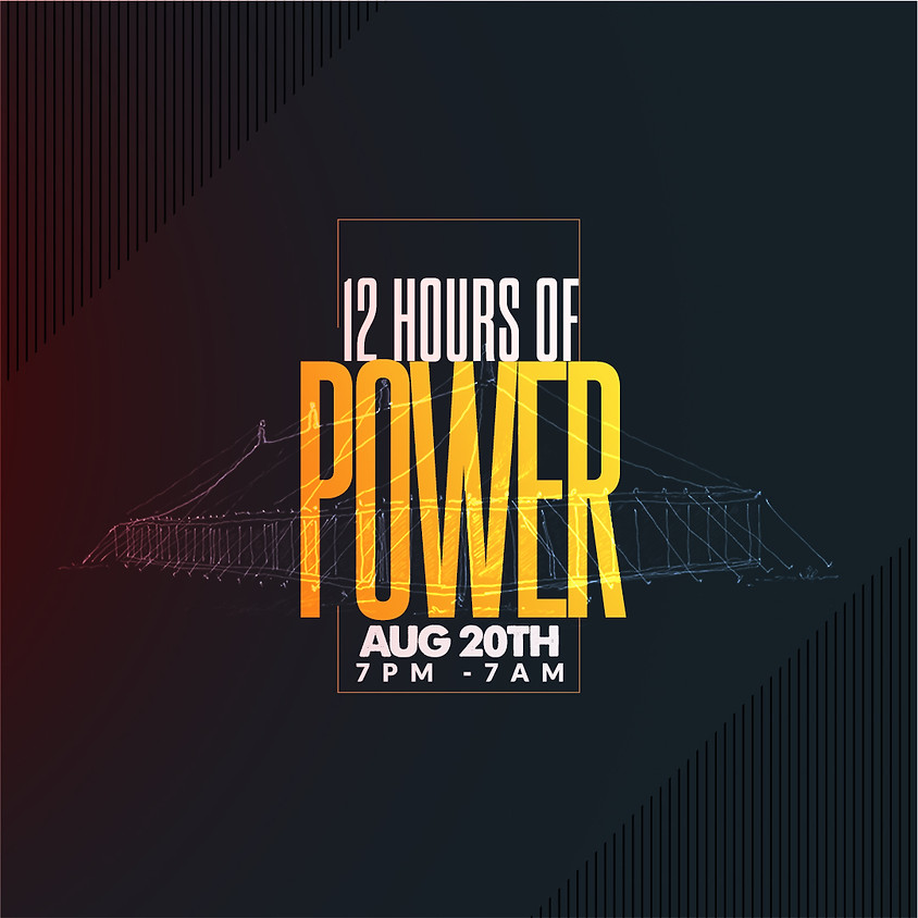 12 HOURS OF POWER