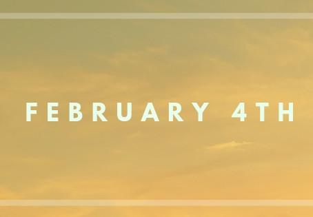 February 4th