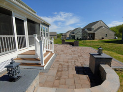 EP Henry paver patio 2019