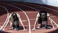 les sportifs