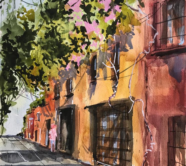Calle Tranquilo
